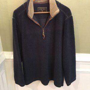 True Grit 1/4 Zip Men's Pullover